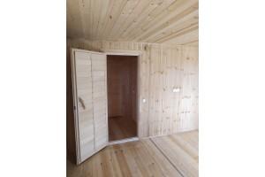 Мобильная баня 6х4 м.